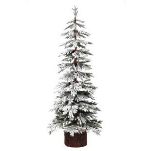 6ft Snowy Larch Christmas Tree Homebase Xmas Tree Christmas Tree Tree