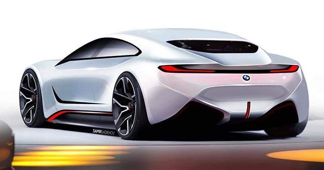 BMW i9 sketch by Samir Sadikhov www.samirsadikhov.com --- #cardesignpro #conceptcar #transportation, #automotive, #rendering #photoshop #sketches #tutorials #project #cardesigndaily #cardesignworld #carsketch #automotivedesign #carrendering #cardesign ---