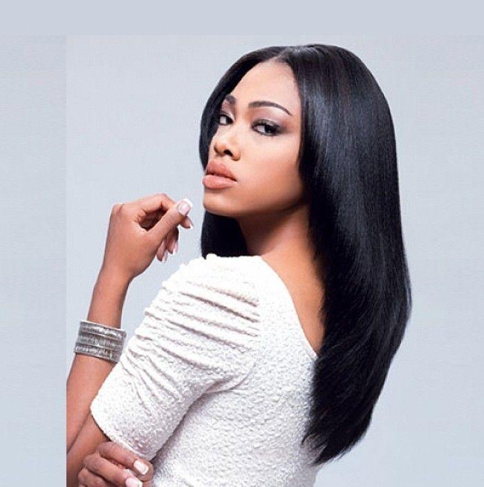 Natural Long Straight Hair Grow Black Hair Growing African American Hair Hair Styles