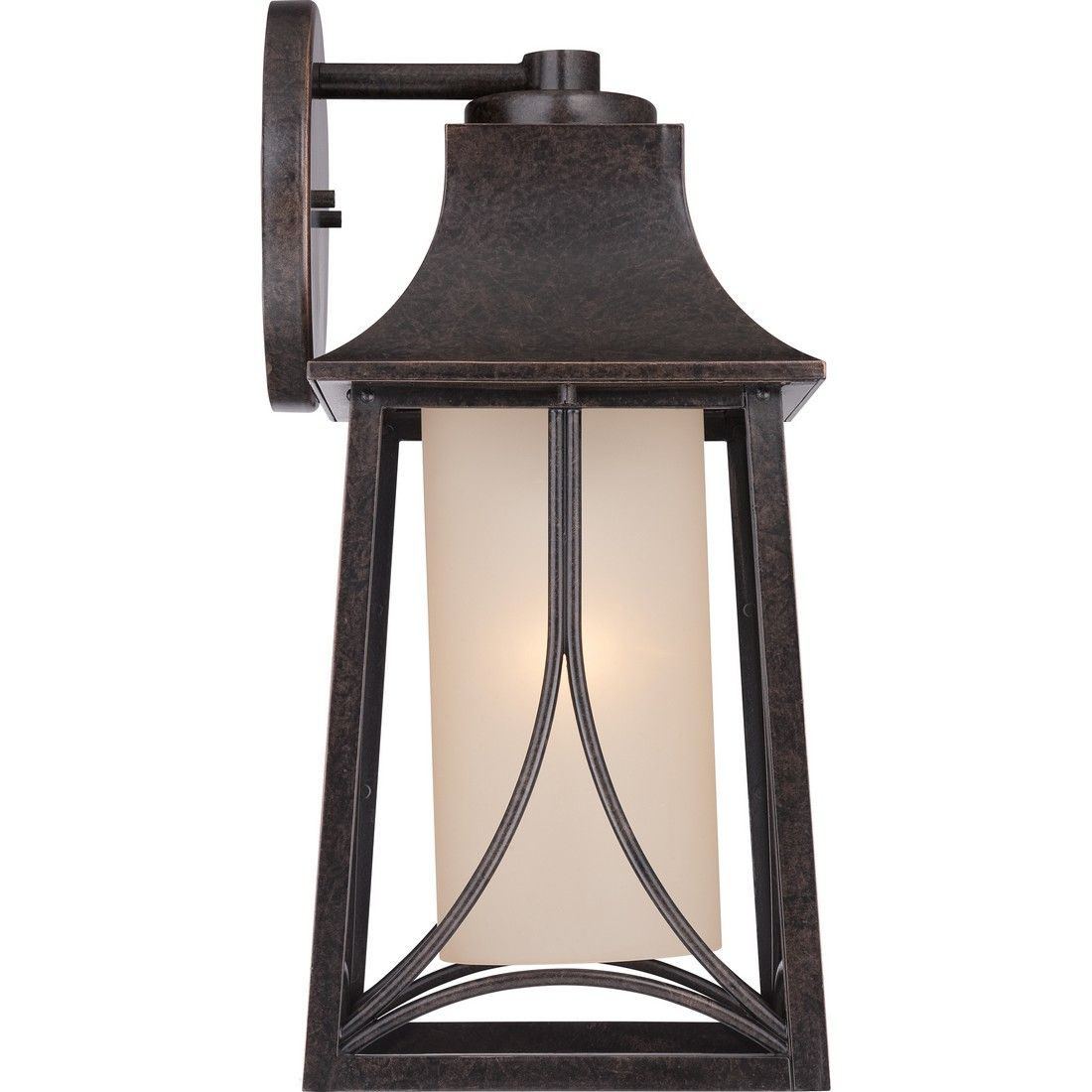 Quoizel Hunter 9 Outdoor Hanging Light In Imperial Bronze