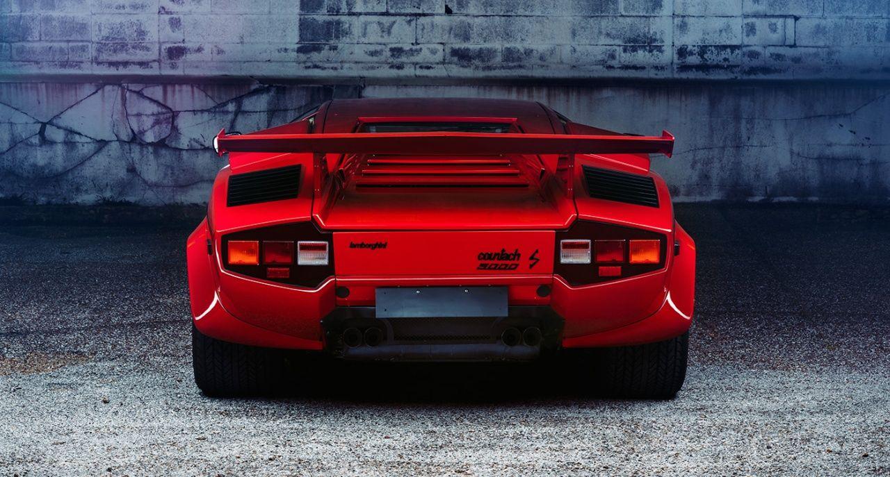 This Lamborghini Countach stole the show | Classic Driver Magazine