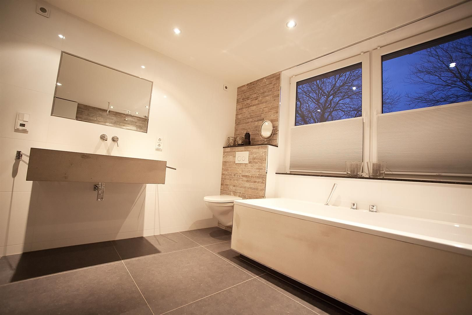 voor een badkamer precies past kan je het best op maat laten