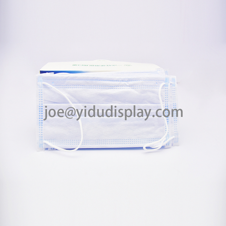 Nonwoven Disposable Dustproof Mask,3ply Face Mask