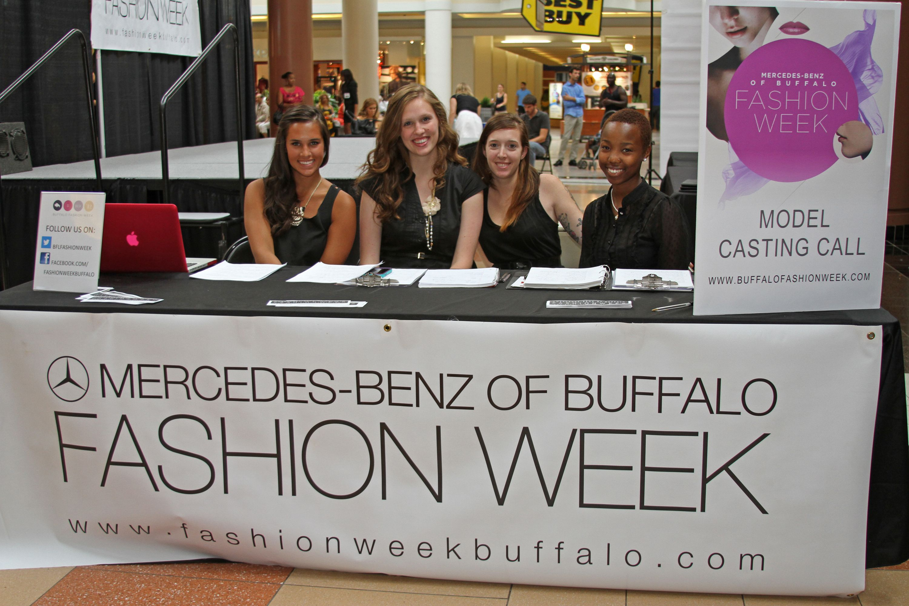 Perfect Bebe At The Mercedes Benz Of Buffalo Fashion Week Show At Galleria Mall  #MBBFW | Buffalo Fashion Week | Pinterest | Galleria Mall, Fashion Weeks  And Bebe