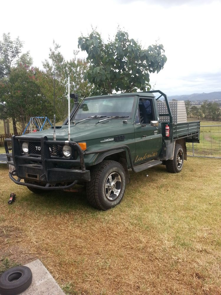 Toyota Landcruiser Ute  Series Someone Buy It So I Can Buy My House Please