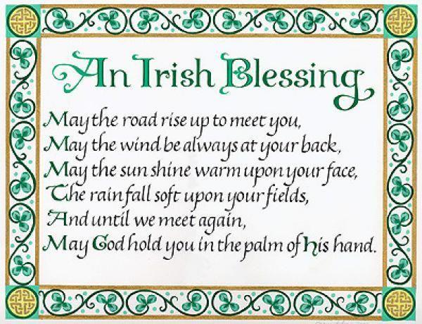 Image result for irish blessings