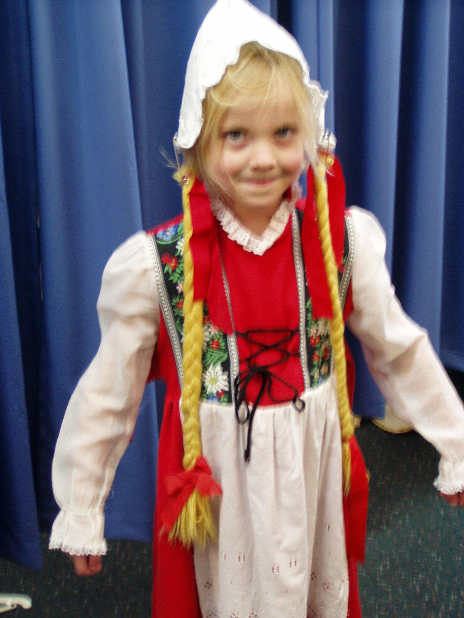 what does a traditional swiss girl outfit look like google search