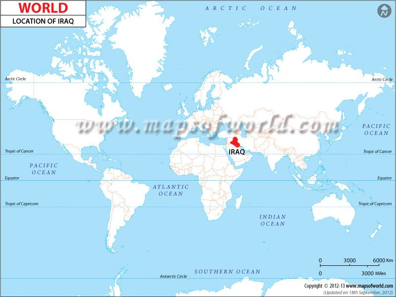 Location map of iraq shows where is present in the world location map of iraq shows where is present in the world gumiabroncs Images