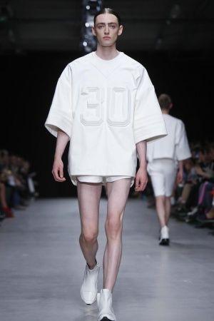 Juun J. Spring Summer Menswear 2014 Paris: