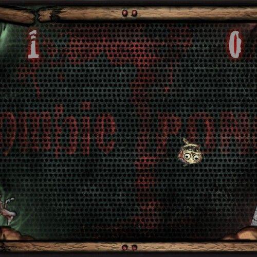 12 zombie pong - nicolas restrepo