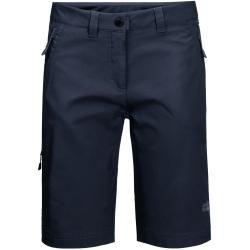 Photo of Jack Wolfskin softshell shorts women Activate Track Shorts Women 38 blue Jack Wolfskin