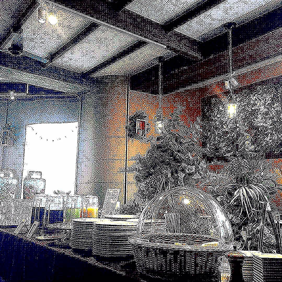 リニューアルでグリーン 増量  グリーン増えた店内は癒し度アップ プロの方に装飾頂きました  以前のランチタイムはお席に時間制限がありました リニューアルオープン後はごゆっくりして頂けるとように時間制限はありません(oo)  #クレイド #三宮 #神戸 #イタリアン #ランチ #レストラン #サラダバー #サラダビュッフェ #ドリンクバー #kobe #sannomiya #イタリア料理 #イタリア # #パスタ #ハンバーグ #グリル #地産地消 #restaurant #bistro #healthy #girls #food #instafood #女子会 #大人女子
