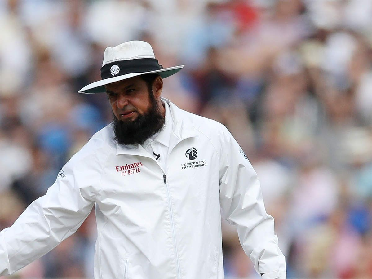 One More Name For Alim Dar In Umpiring Rudy Curtzen S Record Of Umpiring Broke In Most Odis Records Ashes Series Cameron Bancroft