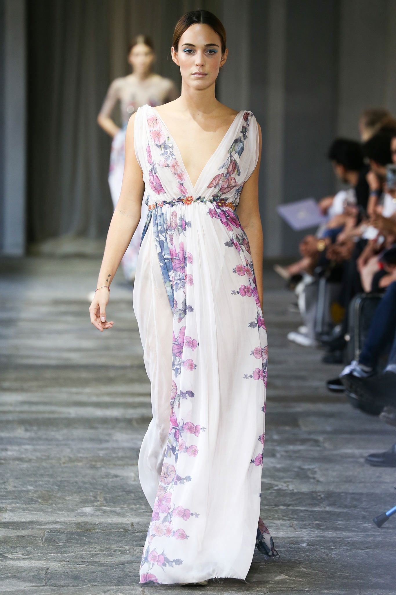 Luisa Beccaria - Spring 2015 Ready-to-Wear