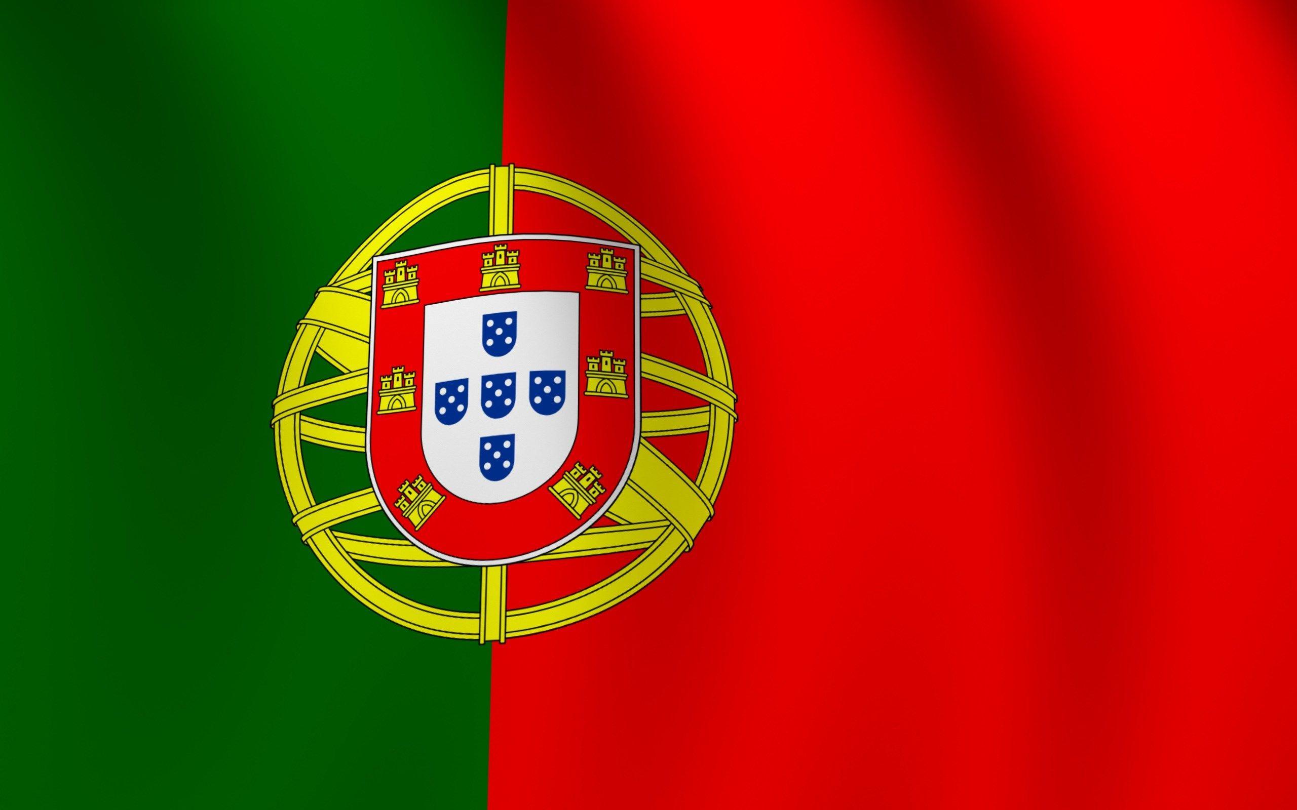High Quality flag of portugal