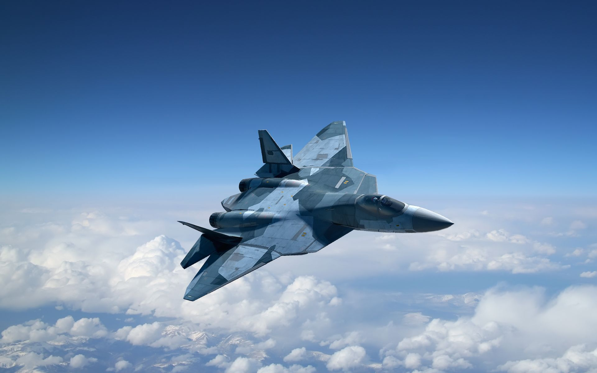 Actual dream machine... Sukhoi Aviones de combate