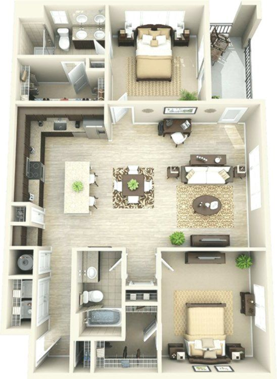 147 Modern House Plan Designs Free Download Housedesign Sims House Plans House Layout Plans House Floor Plans