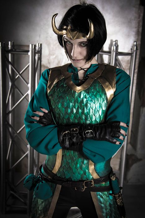 Loki Agent Of Asgard By Love Squad On Deviantart Lady Loki Cosplay Loki Cosplay Marvel Cosplay
