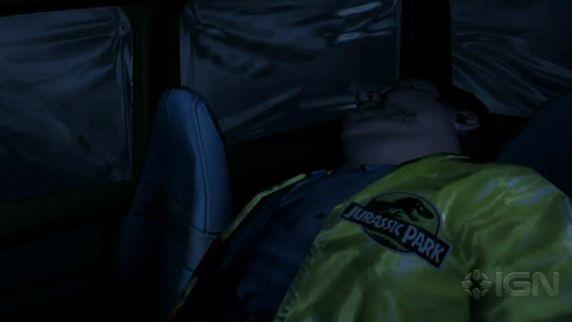 19) Nedry is dead