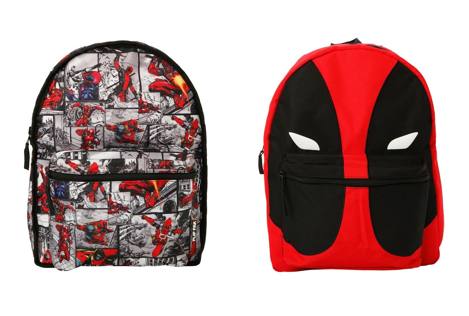 be428569fe Deadpool Reversible Backpack