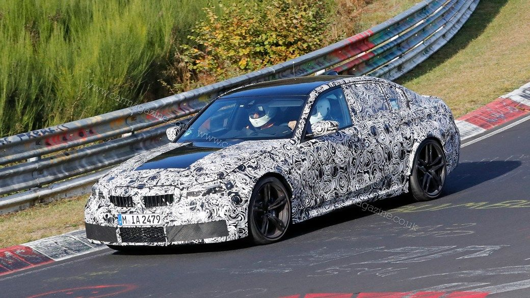 New 2020 Bmw M3 G80 2wd Pure Models Or 4wd For 2020 Sports Saloon Bmw New Bmw M3 Bmw M3