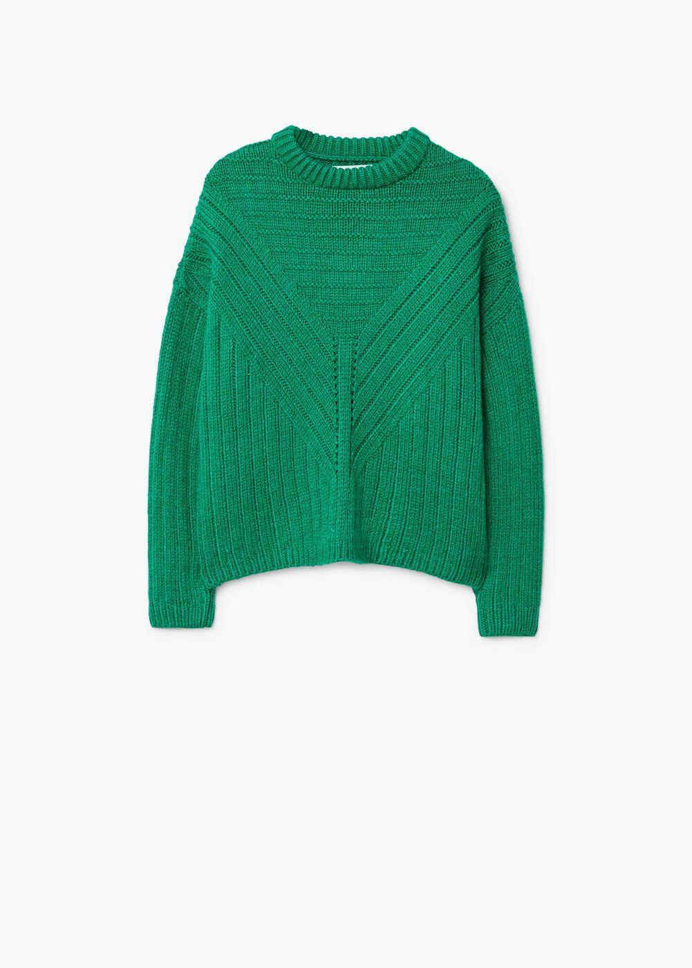 MANGO – Oversize-Pullover REF. 23010774 - VINTAGE