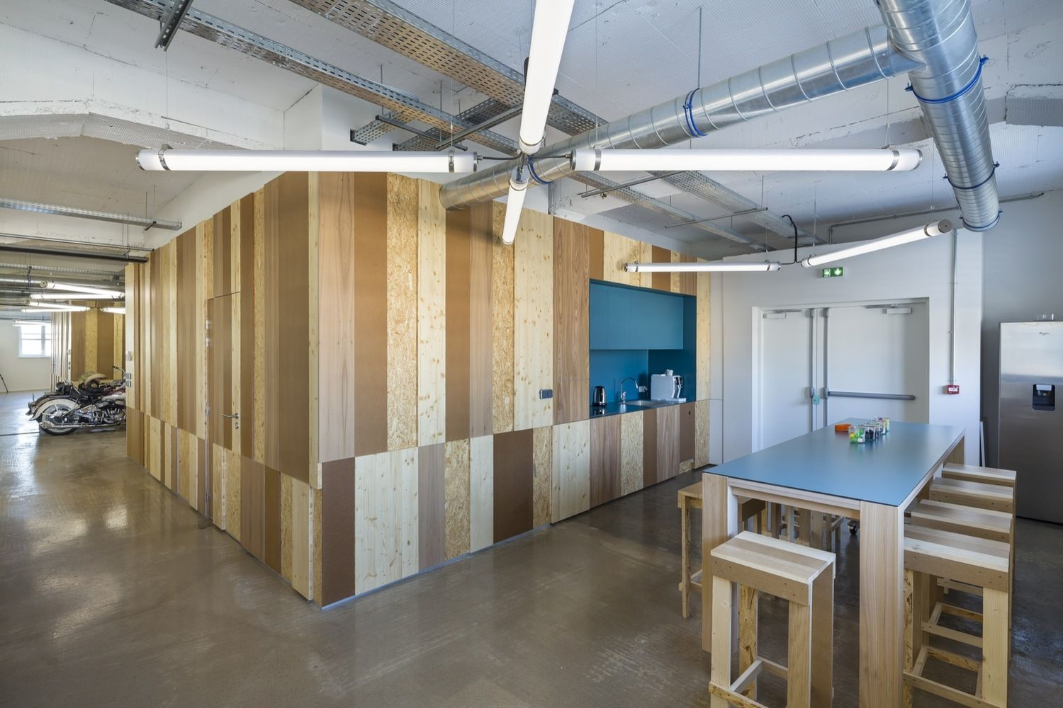 Gallery of office interior in strasbourg nicola spinetto