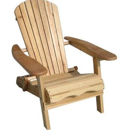 Wooden Beach Chair Foldable Kit Patio Lounge Furniture Backpack Picnic  #AdirondackChair - Wooden Beach Chair Foldable Kit Patio Lounge Furniture Backpack