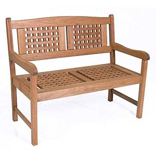 Shop for Amazonia Portoreal Bench. Get free shipping at Overstock.com - Your Online Garden