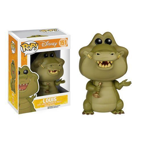 Pop Funko: Disney's The Princess & the Frog