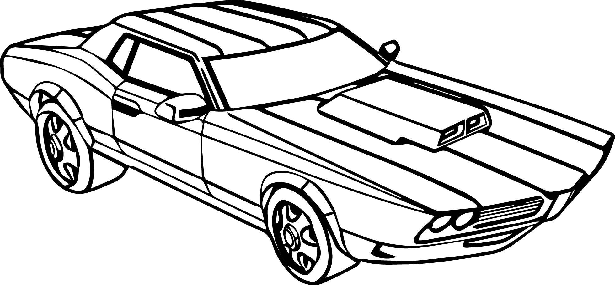 Ben Ten Kevin Car Coloring Page Wecoloringpage Carros Para Colorear Dibujos De Autos Rapidos Y Furiosos