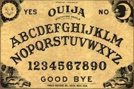 so wish I had kept my ouija board....so many predictions made!