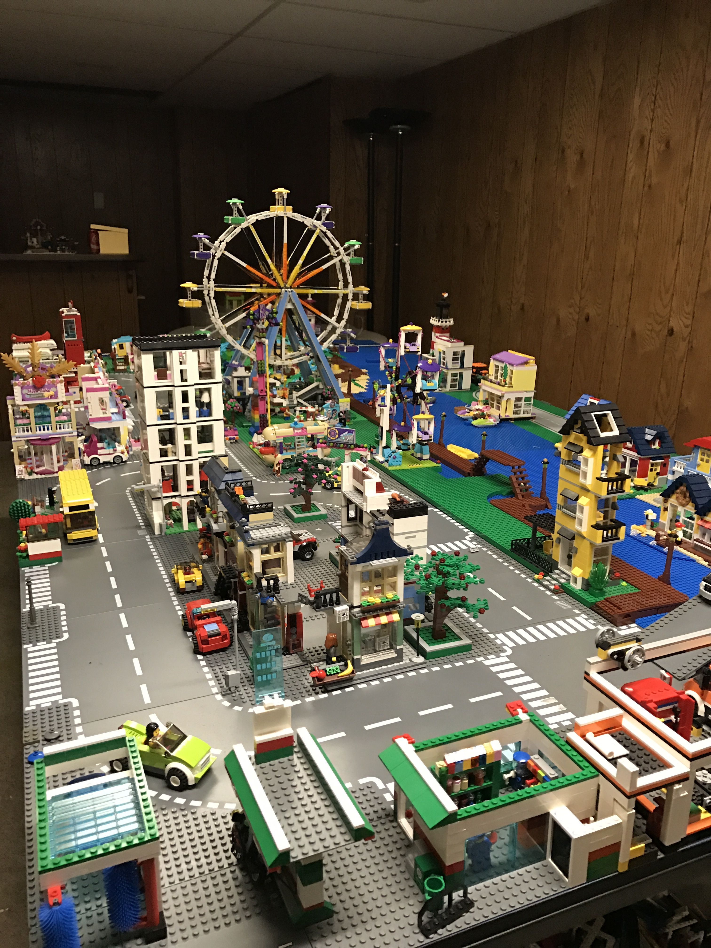 Lego city resort