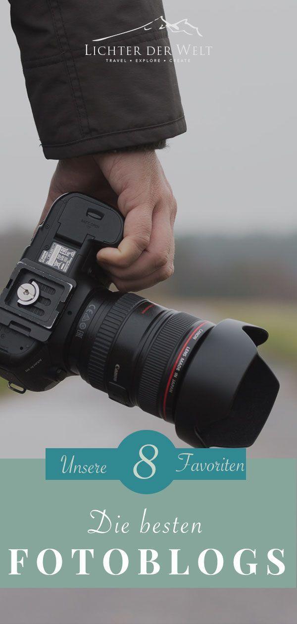 Fotoblogs: Die 8 besten Fotoblogger — Lichter der Welt