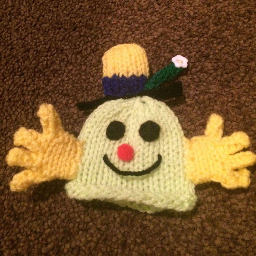 Innocent Smoothies Big Knit Hat Patterns Mr Men Mr Funny | Bottle ...
