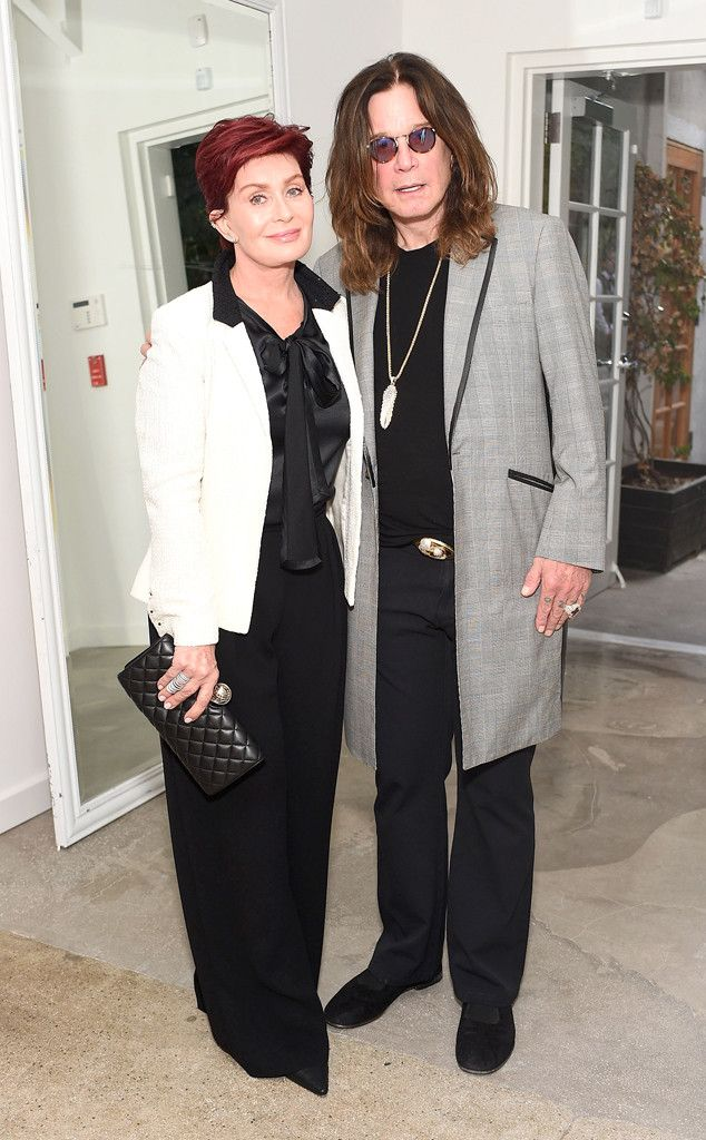 Ozzy Osbourne And Sharon Split After 33 Years Of Marriage
