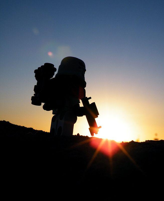 """Sandtrooper Sunset"" by smokebelch"