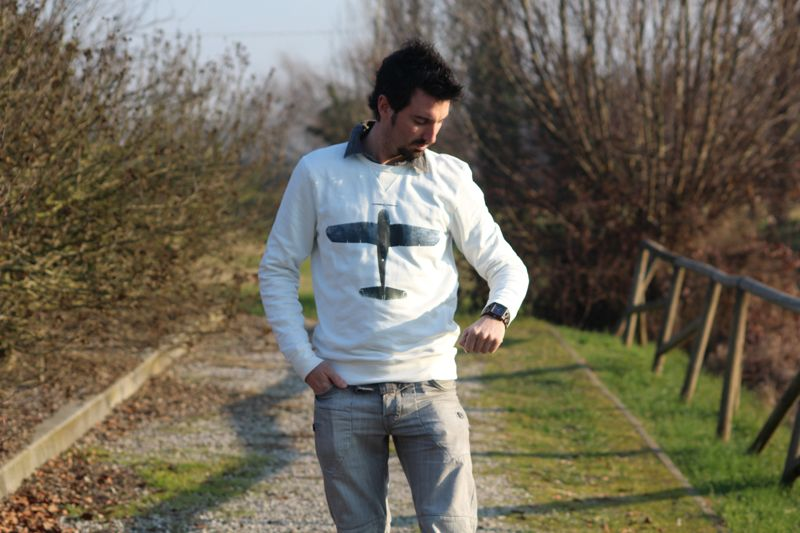 Trench Collection by Sonia Verardo: HIS OOTD powered by JORD WATCH #tellingmorethanjus...