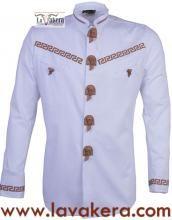 53036c3248 Camisa Charra