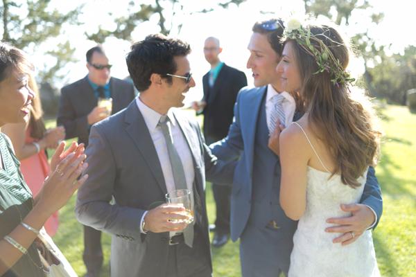 Intimate Coastal Big Sur Wedding