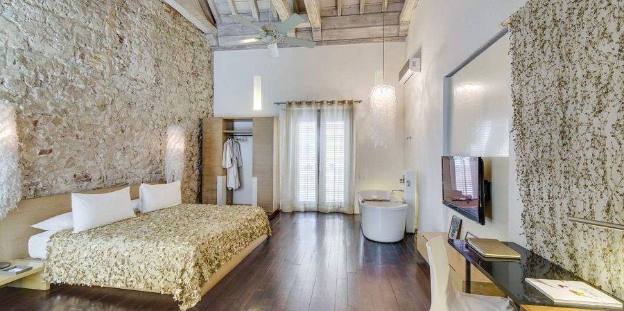 Conoce el hotel spa de silvia tcherassi en cartagena for Arquitectura de hoteles