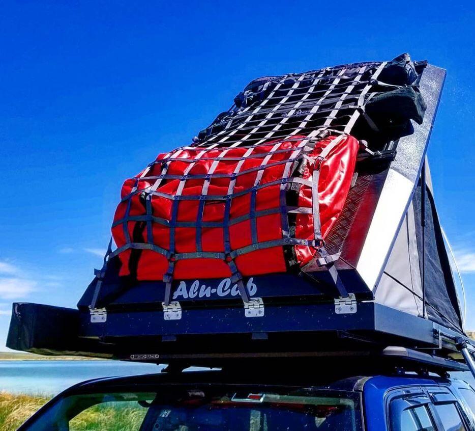 Toyota 4runner Safety Cargo Netting Custom Made Raingler Nets