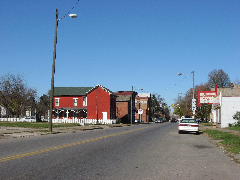Putnam Historic District National Register Of Historic Places Zanesville Ohio Ohio