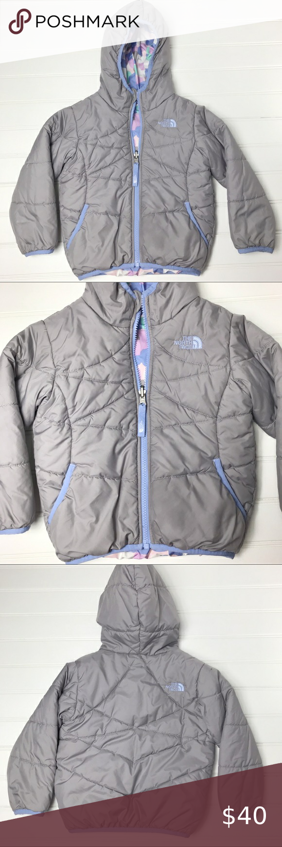 The North Face Toddler Puffer Jacket Size 3t The North Face North Face Jacket Puffer Jackets [ 1740 x 580 Pixel ]