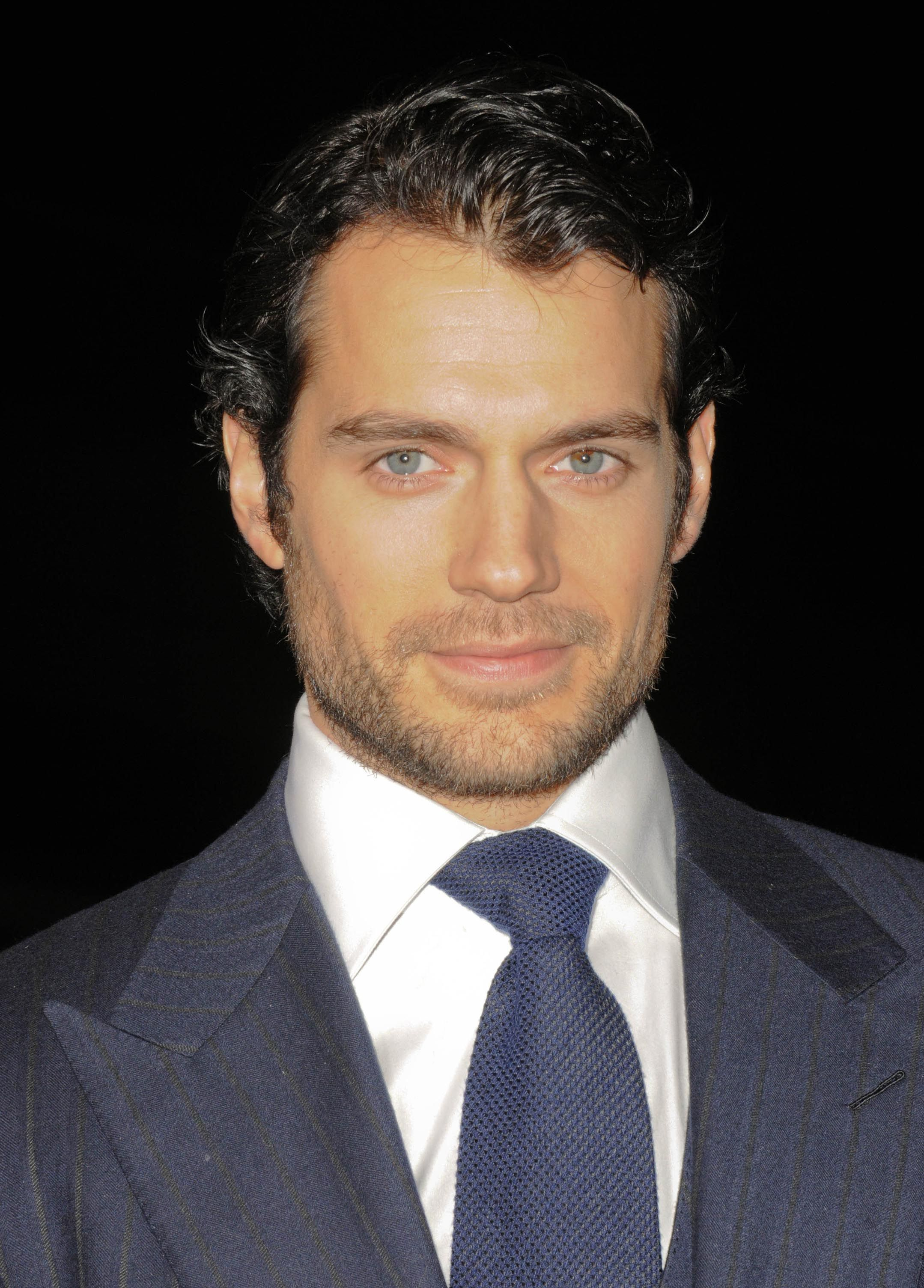 Henry Cavill at the Immortals premiere in LA, part 1