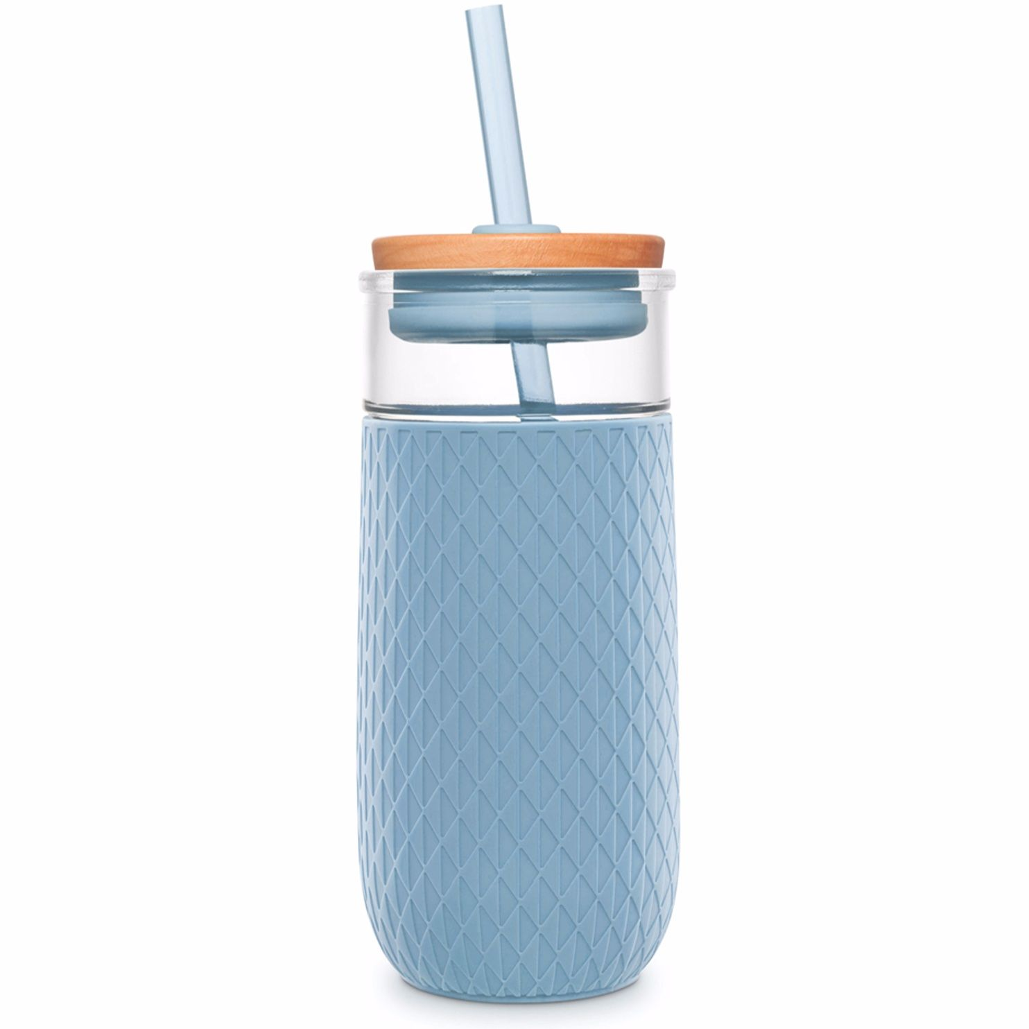 Ello Products Devon 18oz Glass Tumbler With Straw Tumbler With Straw Glass Tumbler Trendy Water Bottles