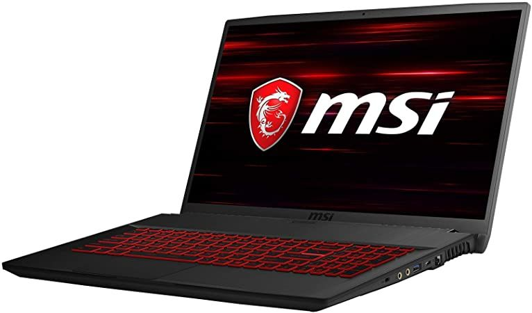 Im Test 2020 Msi Gf75 8rd 004de Thin 43 9 Cm 17 3 Zoll 100 Srgb Gaming Laptop Intel Core I7 8750h 16gb Ram 256 Gb Pcie Ssd Nvidia Geforce Gtx1050ti Ma In 2020 Msi Intel Core Gaming Laptops