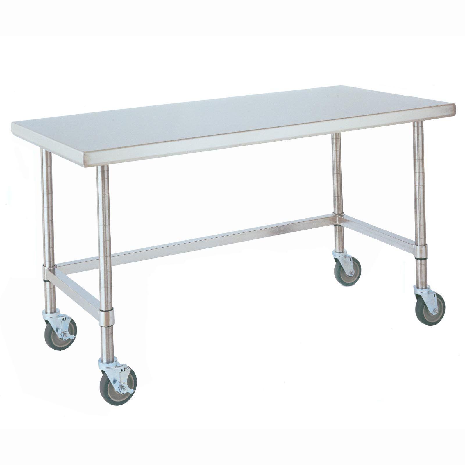 Portable Kitchen Prep Table | http://manageditservicesatlanta.net ...