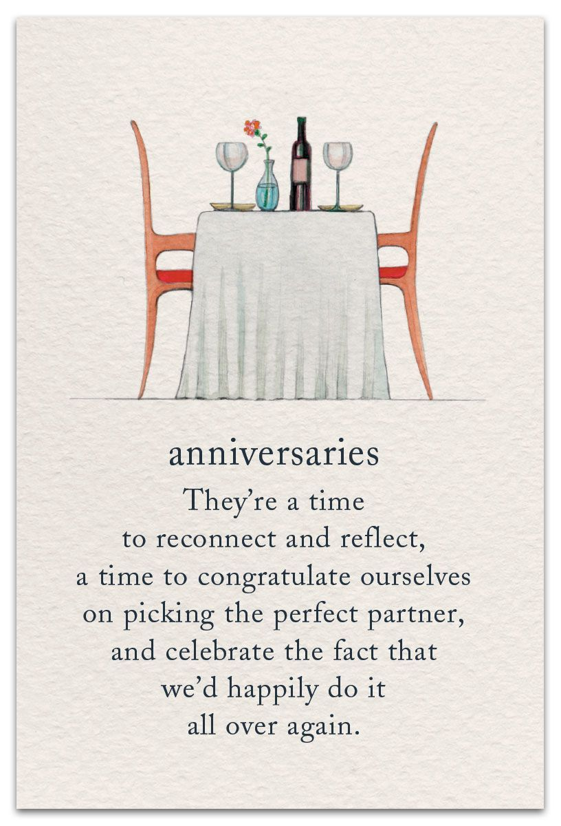 Anniversary Card Sayings in 2020 Pretty words, Card