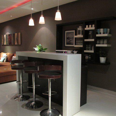 Ideas Para Montar Un Mini Bar Moderno En Tu Casa Curso De Organizacion Del Hogar Y Decoracion De Int Home Bar Designs Modern Home Bar Modern Home Bar Designs